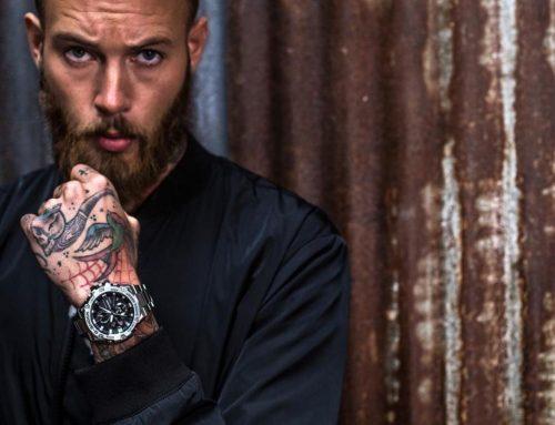 מדריך שעון היד לגבר