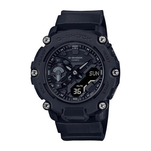 שעון יד ג׳י-שוק קארבון GA-2200BB-1A